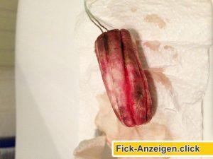 Menstruationsblut beim Ficken